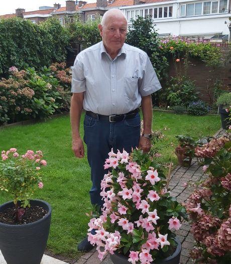 Jan (79) maakt van zijn tuin een hobby: 'Ik stek, ik koop eigenlijk nooit planten'