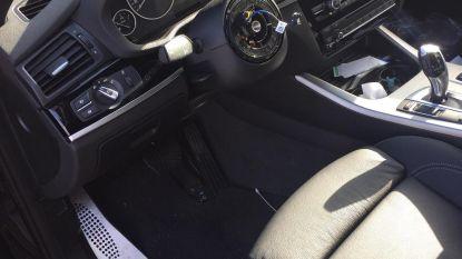 Zelfs stuur van BMW gestolen