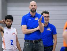 Basketbalcoach Geert Hammink naar ZZ Leiden
