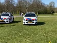 Drie corona-aanhoudingen: sporters in Arnhems park verzetten zich tegen agenten