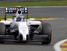 EL3: Bottas (Williams) le plus rapide