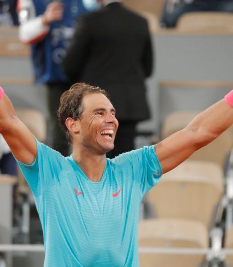 Des records à foison: la finale entre Nadal et Djokovic en chiffres