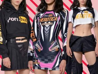 Pornhub meets fashion: pornowebsite creëert kledinglijn met Berlijns modemerk