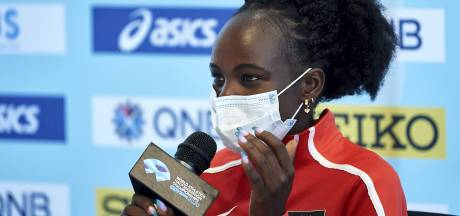 Keniaanse atlete Jepchirchir wint wereldtitel op halve marathon