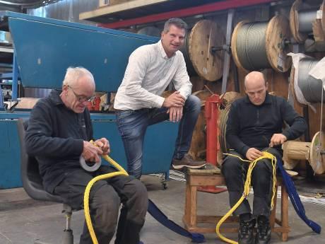 100 jaar Van de Gruiter: van werkschoenveters tot vierkant getuigd schip