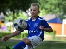 Juweeltje van Nick (10) uit Veenendaal verkozen tot mooiste amateurdoelpunt