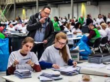 Verkiezingsdag: Een dagje mee met kandidaat Michel Rogier