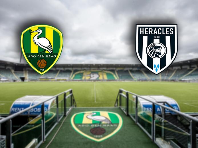 ADO Den Haag - Heracles.