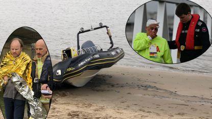 VIDEO. Twee speedboten botsen frontaal op Schelde: achttien gewonden