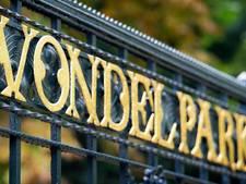 Opnieuw belaging Vondelpark, 14-jarig meisje besmeurd