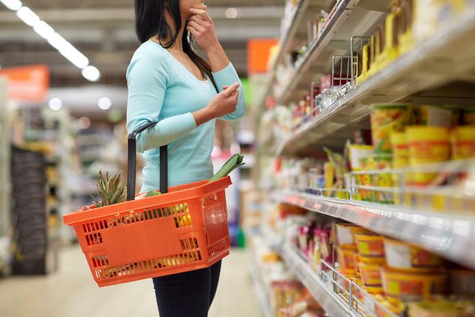Het prijsverschil tussen huismerken en A-merken is opnieuw groter geworden.