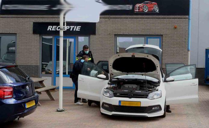 Politieinvallen in Maasdriel en Den Bosch