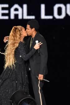 Arena zwijmelt weg bij ode aan de liefde van Bey en Jay
