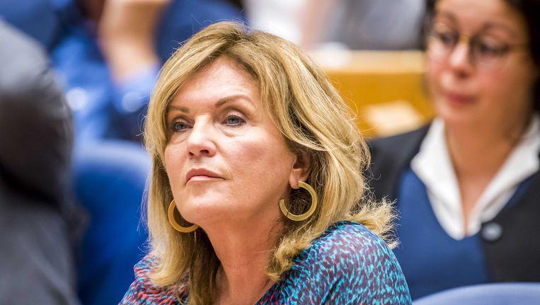 D66-Kamerlid Pia Dijkstra. Beeld anp