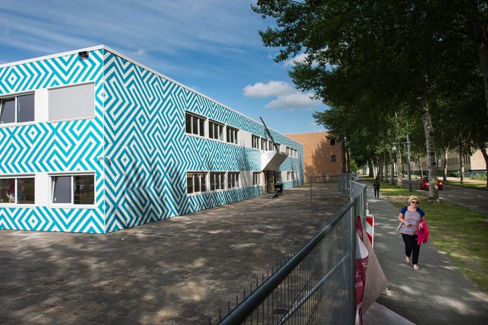 De islamitische middelbare school Cornelius Haga Lyceum in Amsterdam. De school heeft ook plannen naar Utrecht te komen.