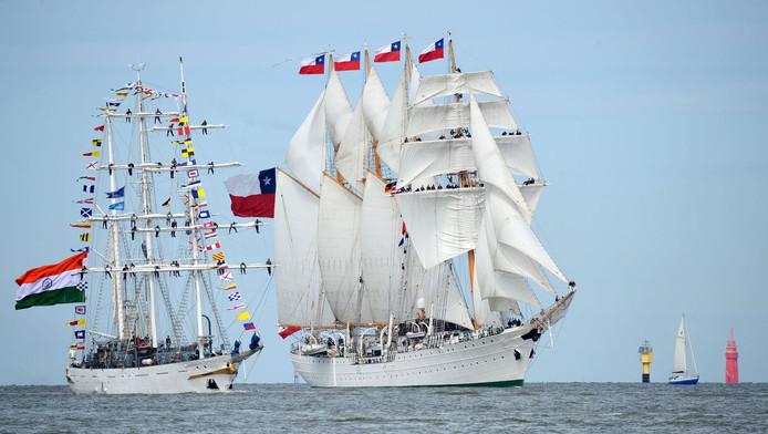 Chileense schip Esmeralda