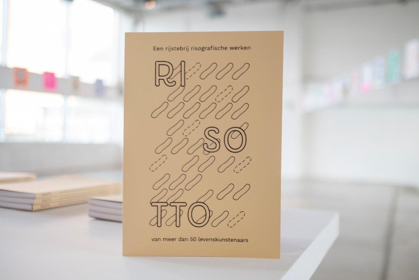 Het boek RISOTTO.