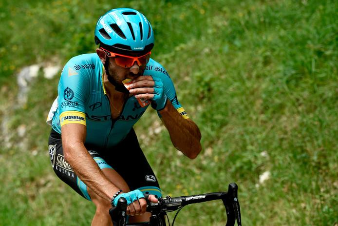Première victoire d'étape sur le Giro pour Dario Cataldo.
