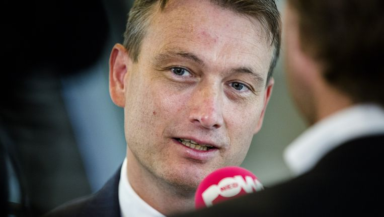VVD-leider Halbe Zijlstra. Beeld ANP