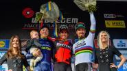 Greg Van Avermaet kroont zich tot nieuwe 'Leeuw van Vlaanderen' na schitterende sprintzege tegen Keukeleire