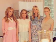 Paris Hilton organiseert babyshower voor zus tot in de puntjes