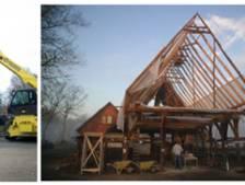 Rijksmonument boerderij Beernink wordt herbouwd in Beuningen