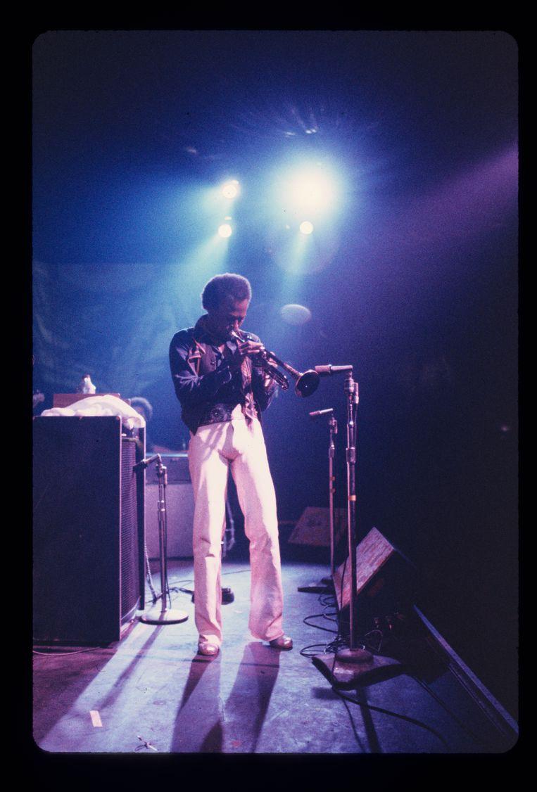 Miles Davis: personificatie van cool.  Beeld Piece of Magic