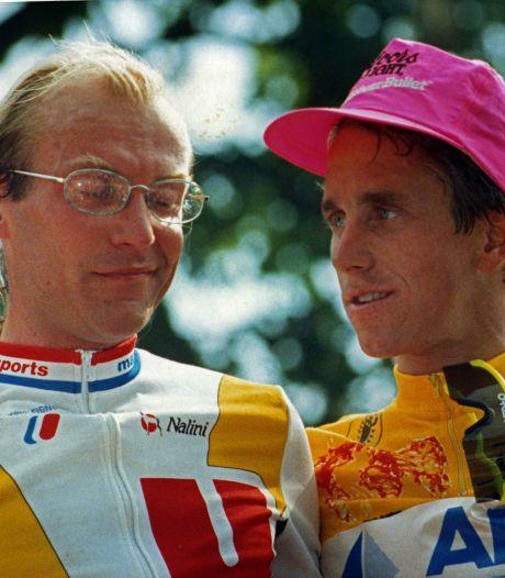 Het meest sensationele duel ooit in de wielersport: Lemond-Fignon