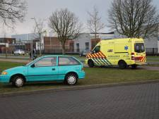 Auto en fietsster betrokken bij ongeval op Gasstraat in Oss