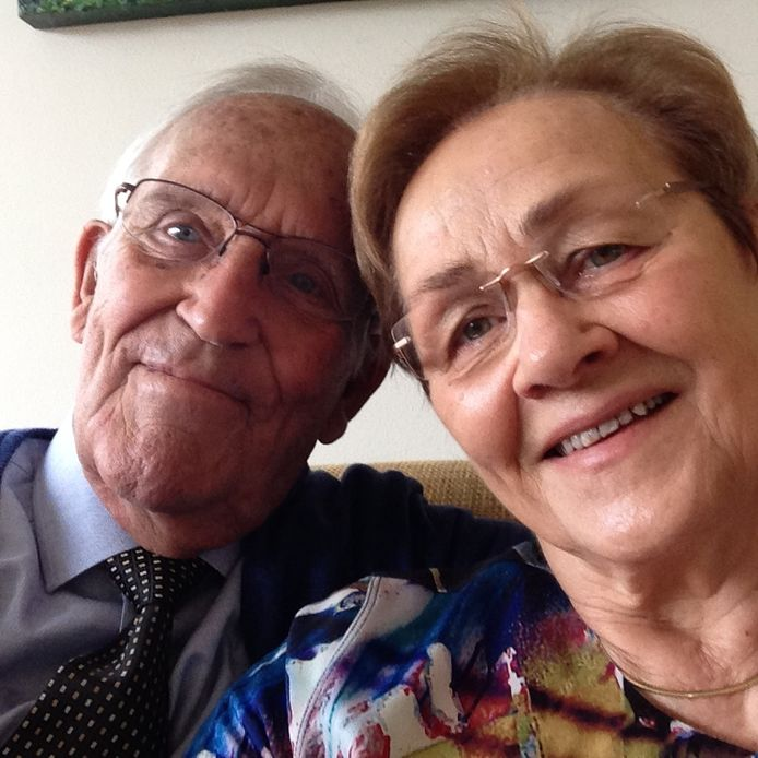Oma Alda viert dit jaar kerstmis zonder opa die zo lekker kon koken.