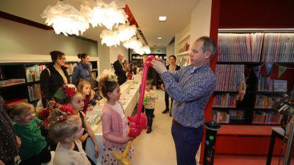 Vernieuwde bibliotheek feestelijk geopend