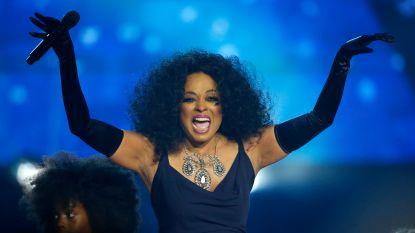 Diana Ross wordt 75 - Deel 1: De voormalige majorette stelt iedereen in de schaduw