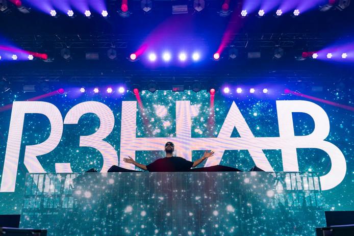 R3hab op Breda Live 2018