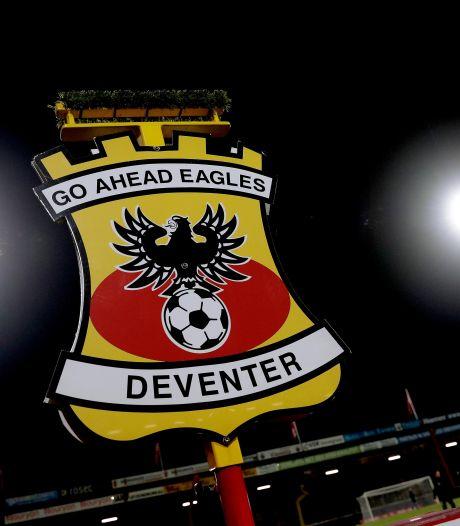 GA Eagles strikt nieuwe sponsoren voor jeugdopleiding en clubtricot