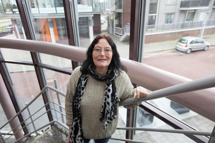 Patricia van der Staak.