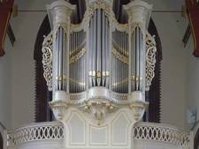 Orgel van Druten jubileert