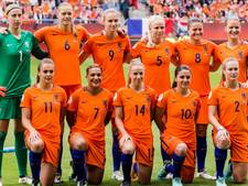 LIVE: Oranje start met zelfde elf tegen Denemarken