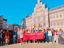 """Antwerpse stadsgidsen geven gratis rondleidingen: """"Ludieke actie tegen opkomst  van 'free guides'"""""""