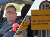 Zorgpersoneel door corona-teststraat in Den Bosch: 'Ik wil gewoon getest worden'