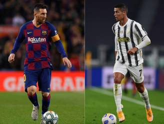 Messi vs. Ronaldo: laatste dans tussen twee van de allergrootsten