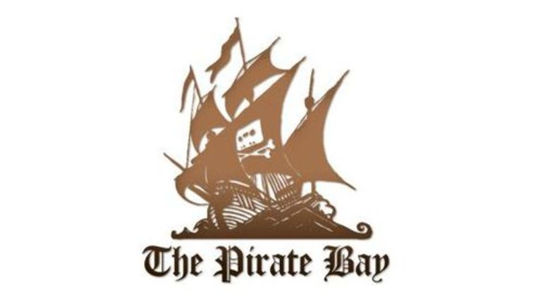 Op de website The Pirate Bay kunnen bezoekers films, muziek en games downloaden. Beeld