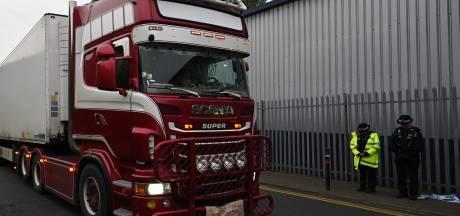 Camion de l'horreur en Angleterre: un nouveau suspect arrêté
