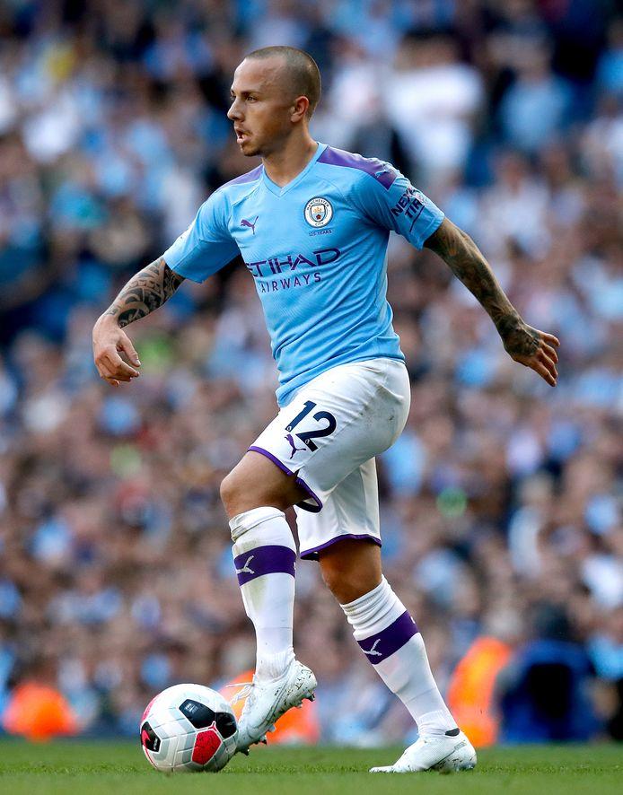 Angeliño maakte zaterdagmiddag zijn debuut in de Premier League.