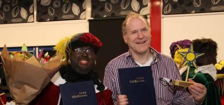 Vrijwilligers Stichting Sinterklaasactiviteiten Veldhoven verrast met Ster