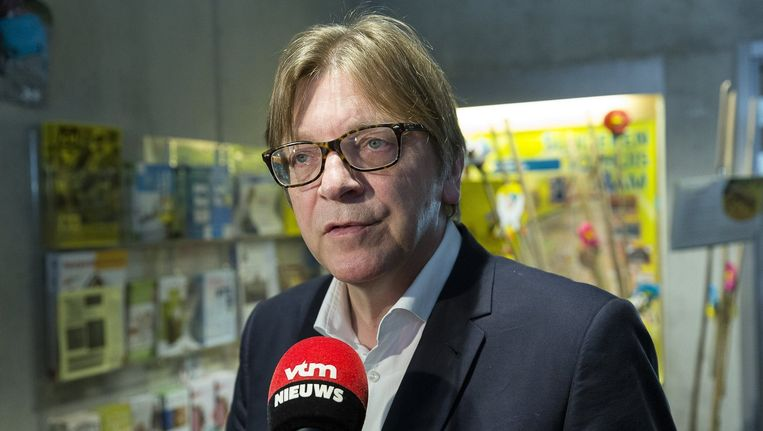 Guy Verhofstadt (Open Vld)