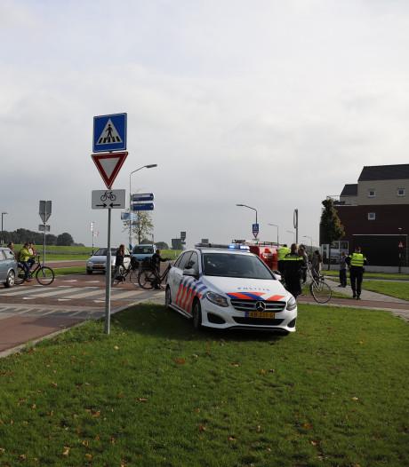 Scholiere gewond bij aanrijding in Cuijk