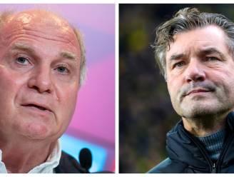 """Topmannen Bayern en Dortmund clashen in Duitse pers: """"Jonge talenten zijn verkoopobjecten bij Dortmund"""""""