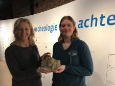 Borns hoofdje naar museum Leiden