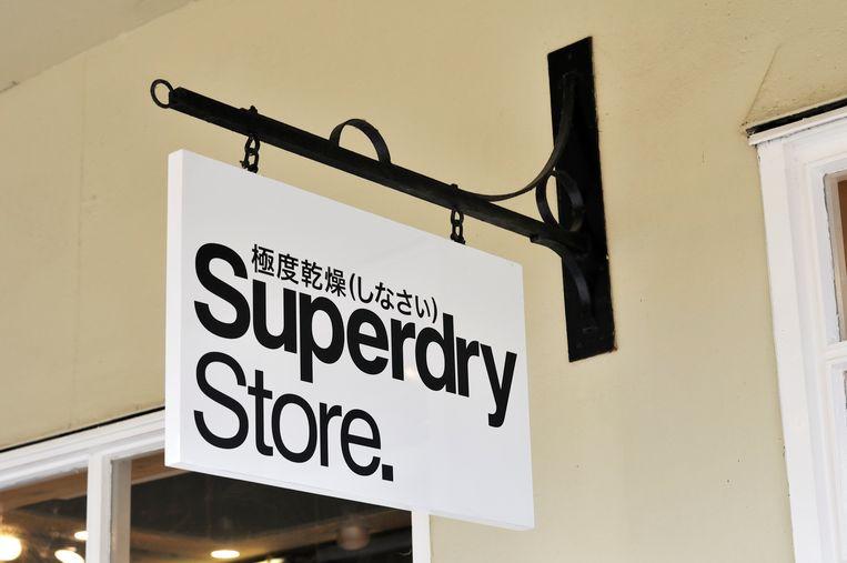 Superdry.