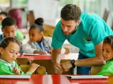 Tienduizenden leerlingen naar school om verloren lessen in te halen: 'Leuker dan thuis'